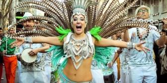 Inspirados no Rio, argentinos criam a primeira escola de samba de Buenos Aires