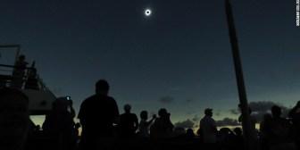 EN VIVO: Transmisión del eclipse por la NASA
