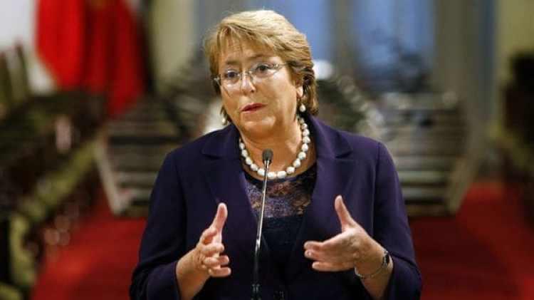 Michelle Bachelet podrá promulgar una de las leyes por la que más esfuerzos hizo (EFE)