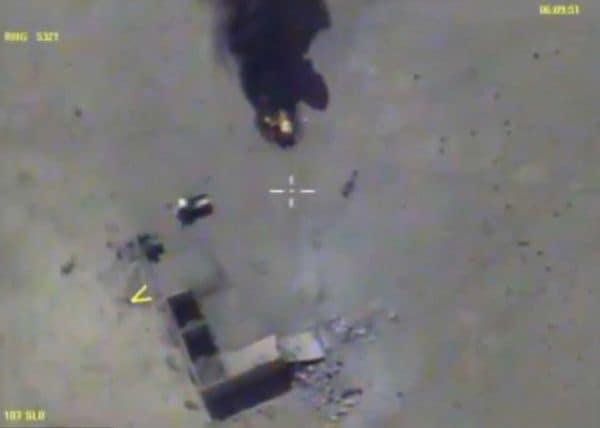 Rusia abate a más de 200 integrantes de Daesh en Siria