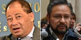 """Gobierno arremete contra El Mallku y lo tilda de """"político fracasado"""""""