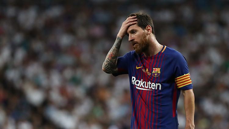 ¿Tras los pasos de Neymar? Messi podría abandonar el F.C. Barcelona en enero
