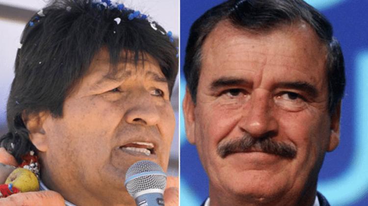 Evo-Morales-y-Vicente-Fox