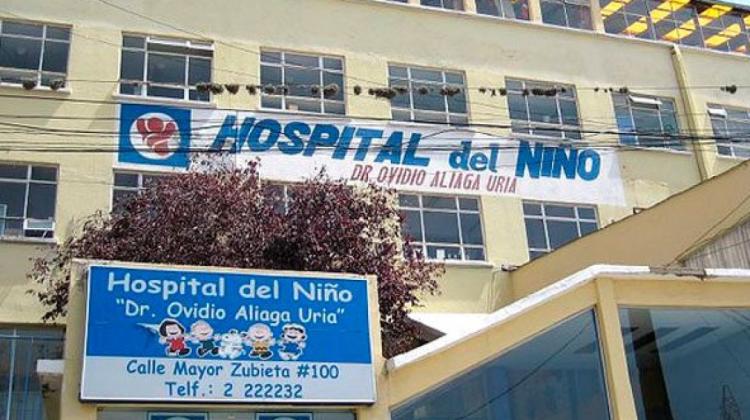 Hospital del Niño El Diario1