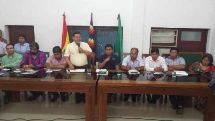 El Chaco se organiza y apunta a crear el décimo departamento
