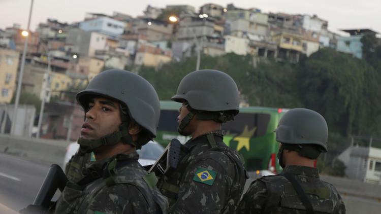 La indetenible violencia en Brasil: 100 policías muertos en lo que va de 2017