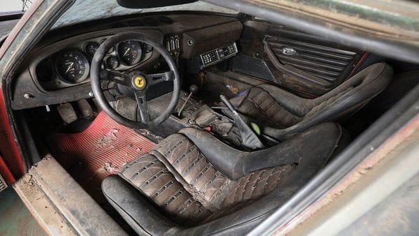 Guardó su Ferrari por ¡40 años! y ahora vale 2 MDD — FOTOS