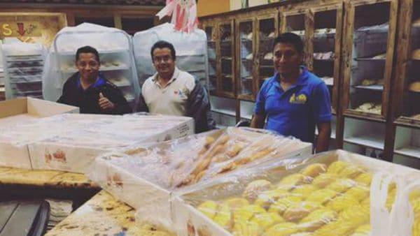 Panaderos mexicanos se convierten en