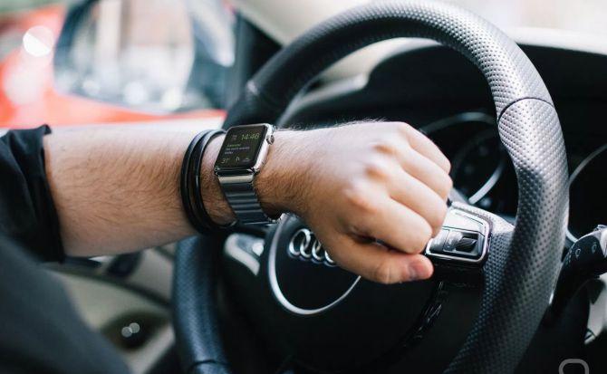 En el futuro las correas del Apple Watch podrían ser sensibles al tacto y tener más funciones