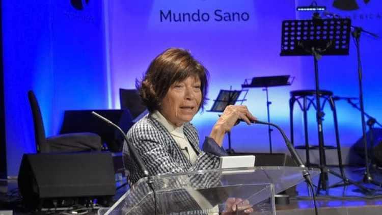 Silvia Gold, filántropa y bioquímica argentina, impulsó la formulación del medicamento