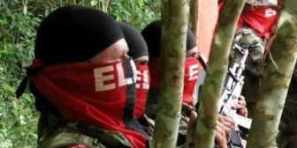 Los terroristas del ELN atacaron una patrulla militar en Arauquita: tres heridos y un desaparecido