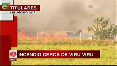 Video titulares de noticias de TV – Bolivia, noche del martes 1 de agosto de 2017