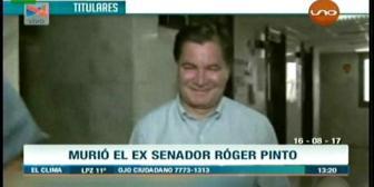 Video titulares de noticias de TV – Bolivia, mediodía del miércoles 16 de agosto de 2017