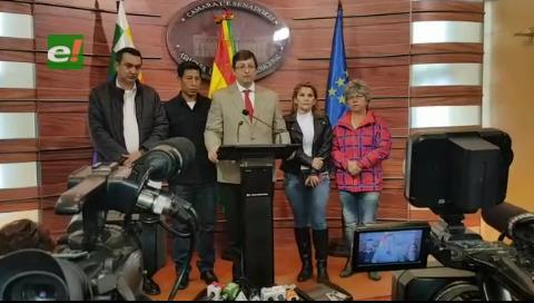 Ortiz: Los bolivianos apoyan lucha democrática del pueblo venezolano y rechazan el  aliento de Morales a Maduro