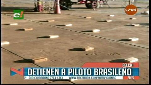 En tres operativos: Policía secuestró avioneta y más de 30 kilos de droga