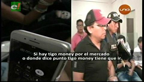 Revelan audio: Así pedía dinero el administrador de Cachinoticias a sus víctimas