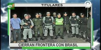 Video titulares de noticias de TV – Bolivia, mediodía del sábado 19 de agosto de 2017