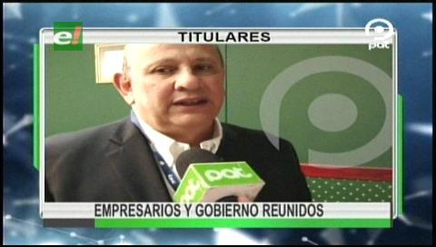 Video titulares de noticias de TV – Bolivia, noche del jueves 24 de agosto de 2017