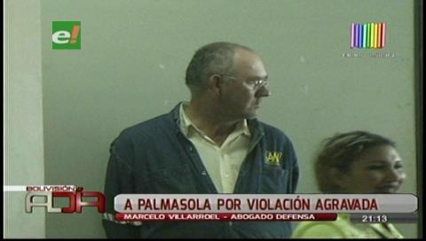 Menonita acusado de violación fue enviado a la cárcel de Palmasola
