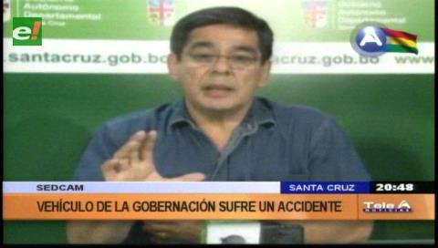 Accidente de tránsito en San Germán: José Núñez, funcionario público de la Gobernación se recupera