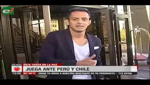 La 'Verde' ya piensa en Perú y Chile
