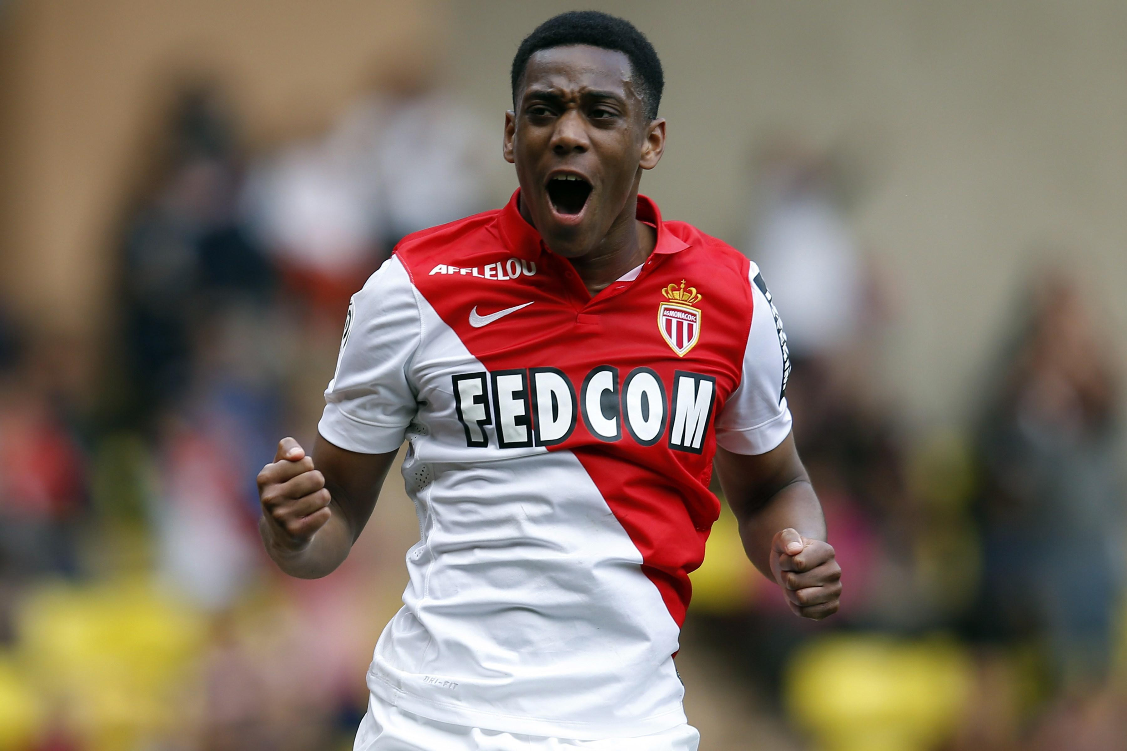 Image result for Anthony Martial monaco
