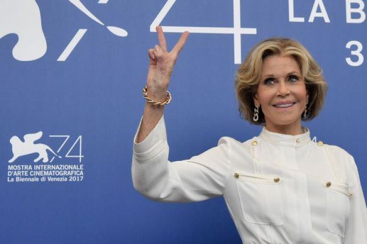 Jane Fonda (AFP)