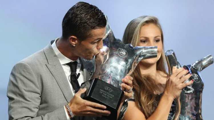 Cristiano acaba de ser elegido Mejor Jugador de Europa y atraviesaun gran momento (Reuters)