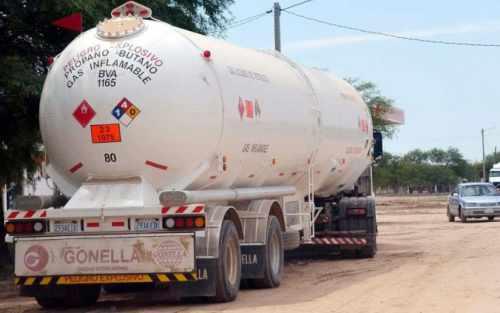 Paraguay recibe el primer envió de GLP de Bolivia