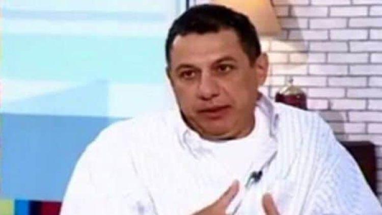 El libanés Nezar Zaka