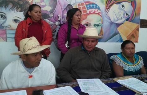 Dirigentes del TIPNIS anuncian que defenderán su territorio