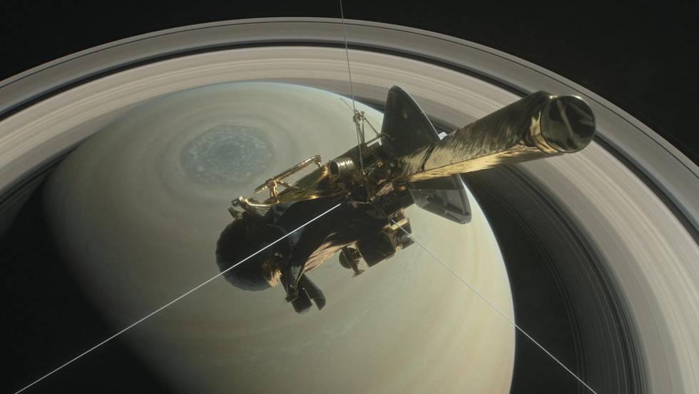 Sonda Cassini envió fotos impactantes de Saturno — VENEZUELA