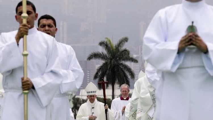 Papa Francisco(AP Photo/Andrew Medichini)