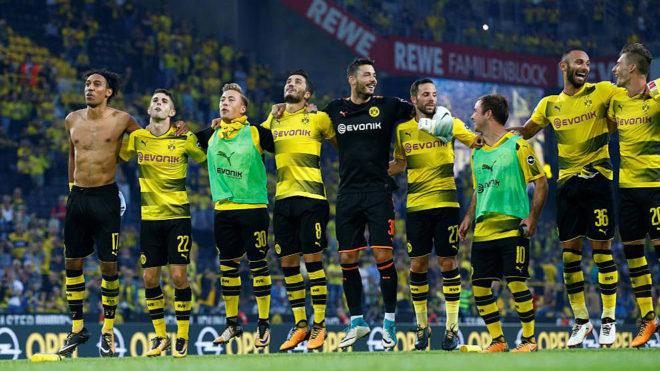 Resultado de imagen de El Borussia Dortmund se queda sin su líder