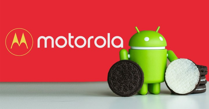 Smartphones Motorola con Android Oreo