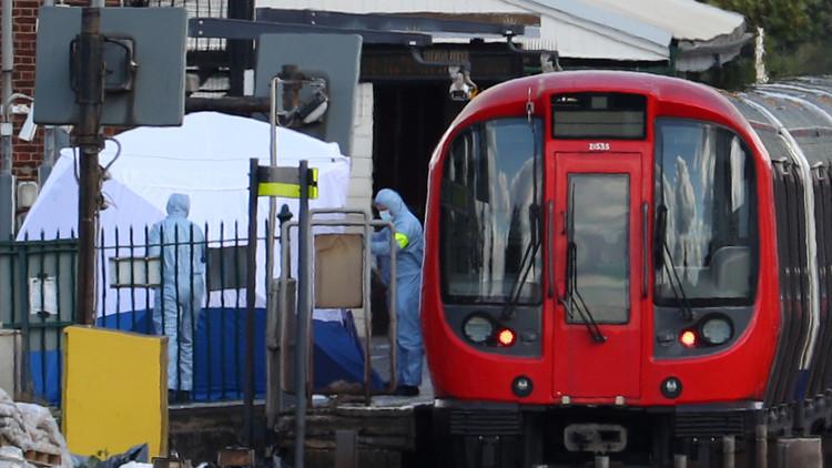 La Policía de Londres identifica al sospechoso del ataque de Parsons Green