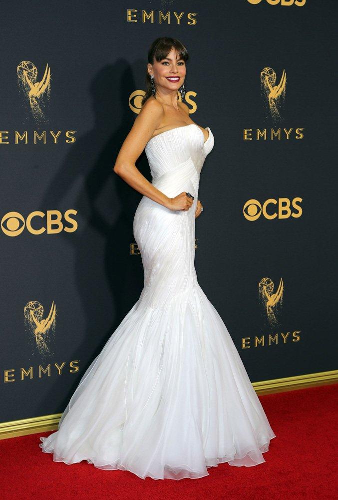 69th Primetime Emmy Awards – Arrivals – Los Angeles, California, U.S., 17/09/2017 - Sofia Vergara. REUTERS/Mike Blake