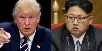 """Para Corea del Norte, las amenazas de Donald Trump son como un """"perro que ladra"""""""