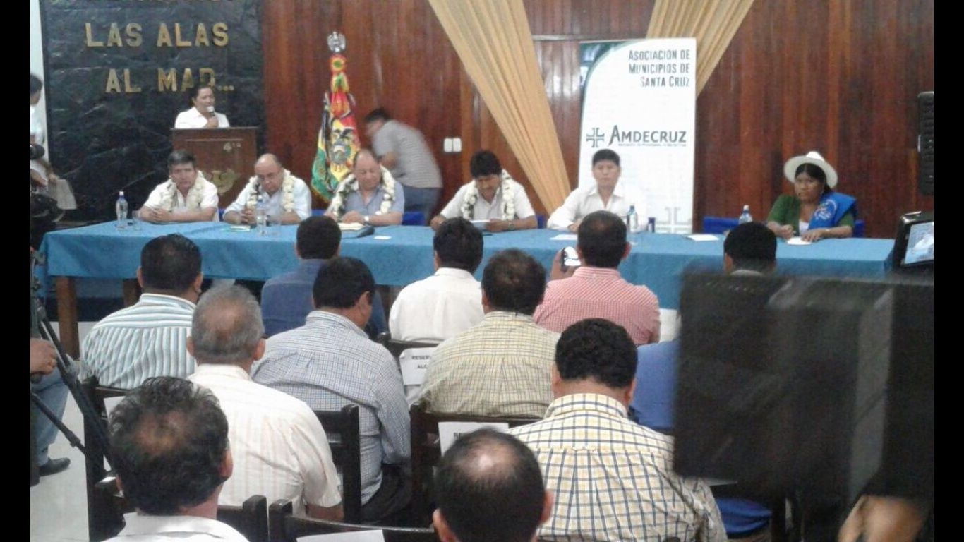 Chile responde a Evo Morales que la