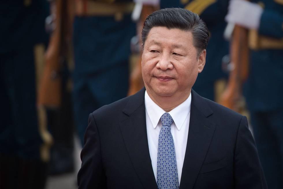 El presidente chino Xi Jinping en una imagen de archivo.