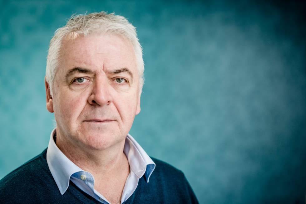 Colin Smith, catedrático de Genómica Funcional de la Universidad de Brighton.