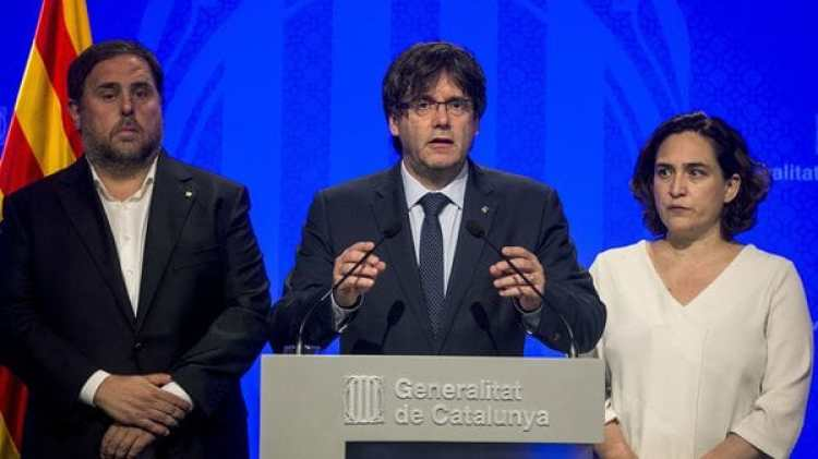 Carles Puigdemont (EFE)