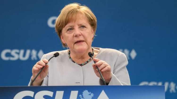 Merkel ha sabido practicar la paciencia y la mesura y es difícil encontrarle contradicciones