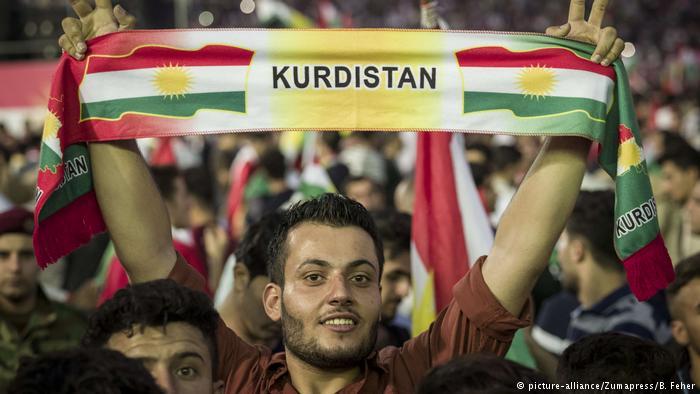 Irak Kurdistan Referendum 2017 (picture-alliance/Zumapress/B. Feher)