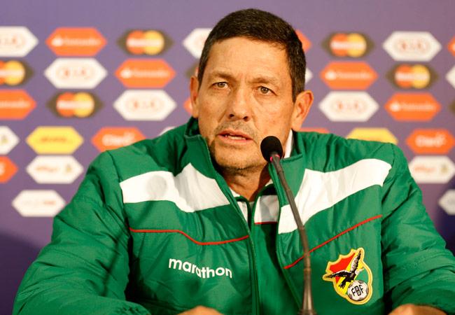 De acuerdo a Soria, a Bolivia no le importa que México sea favorita