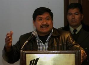 Viceministro Cáceres irá a Chile para una reunión sobre la lucha antinarcóticos