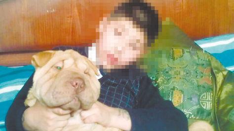 Familia.'Es bueno y tranquilo, pero quieren hacer creer que es malo', afirma la dueña del perro, Claudia Ramos