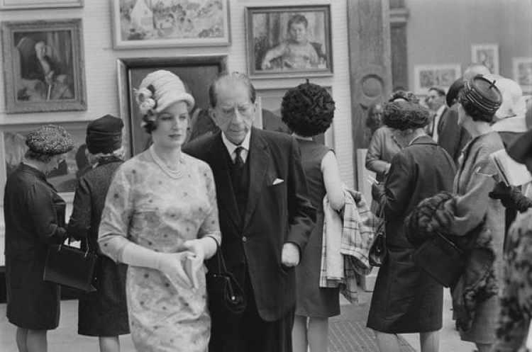 Además de uno de los más prósperos empresarios petroleros, Jean Paul Getty fue uno de los más grandes coleccionistas de arte de los Estados Unidos Getty Images)