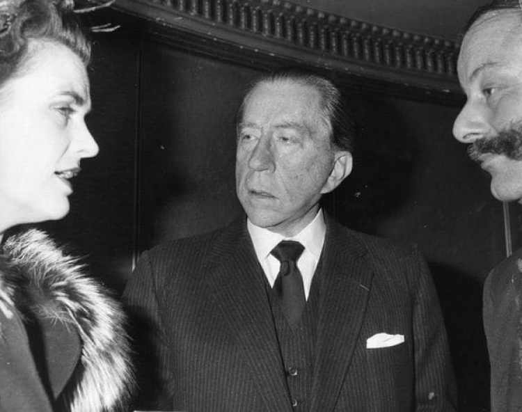 Jean Paul Getty (1892 – 1976) alrededor de 1960 en Londres (Getty Images)