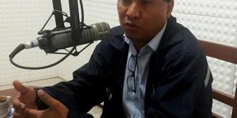 """Freddy Larrea: """"Hay 110 fiscales para 43.600 causas en Santa Cruz"""""""